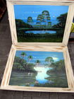 Original Florida Highwaymen art
