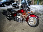 2009 Honda Shadow Aero 750