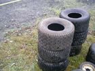 Lot# 391 - (6) LARGE LAWN TRACTOR WHEELS