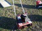 Lot# 401 - SNAPPER GAS PUSH SNOW BLOWER