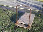 Lot# 440 - FOUR WHEEL FLAT BED CART