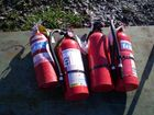 Lot# 442 - (4) FIRE EXTINGUISHERS