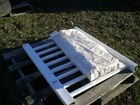 Lot# 464 - LOT OF WHITE POLY FENCE