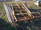 Lot# 496 - (3) SECTIONS OF SCAFFOLD