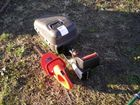 Lot# 506 - ELECTRIC HEDGE TRIMMERS & CHA