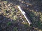 Lot# 526 - FENCE POST DRIVER