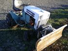 Lot# 555 - SEARS SS12 LAWN TRACTOR 12HP