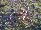 Lot# 559 - SMALL TRACTOR CULTIVATOR