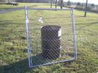 Lot# 670 - RESIDENTIAL WIRE GATE