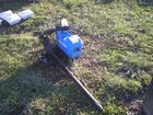 Lot# 723 - BLUE ELECTRIC PRESSURE WASHER