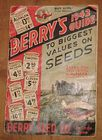 1942 Berry's Seed Catalog