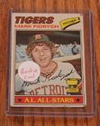 MLB Mike Fidrych ROOKIE Card