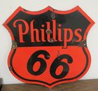PHILLIPS 66 PORCELAIN SIGN