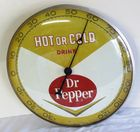 VINTAGE DR. PEPPER THERMOMETER