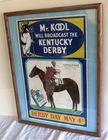 RARE 1934 KENTUCKY DERBY ADVERTISING