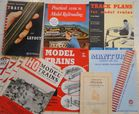 Model Railroad Mags & Layouts