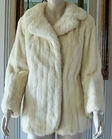 Blonde Mink Jacket