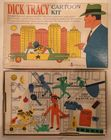 Dick Tracy Colorforms Cartoon Kit