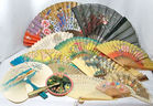 Lady's Hand Fans