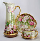 Limoges Hand Painted Porcelain