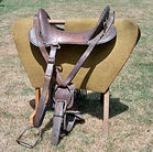 American McClellan Saddle
