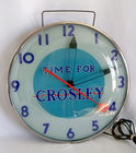 Time For Crosley Clock