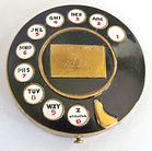 Telephone Pioneers Compact 1953