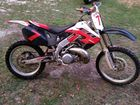 Honda CR250 Motorcycle