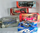 Die Cast Cars In Boxes