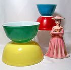 Pyrex Primary Color Bowls