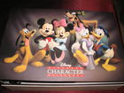 Disney Charactor Drawing Book