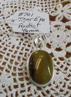 tiger eye pendant jewelry