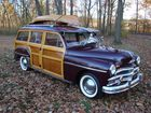 1949 Plymouth Woody Estate Wagon