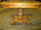 ANTIQUE OAK TABLES