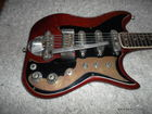 1961 BURNS VIBRA ARTIST GUITAR RARE