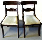 Pair of Boston classical chairs