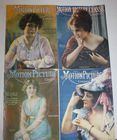 4 issues Motion Pict classic 1919