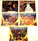 5 Let's Make a Night of It lobby cards