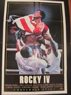 Modern posters incl Rocky IV