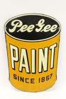 Pee Gee Paint Sign