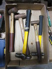 Box Lot Hammers
