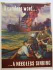 WWII war posters, prints, estate