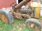 Fordson RD Tractor 1925