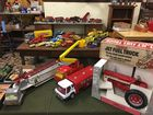LG Collection toy trucks