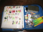 Fly fishing box
