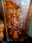 Inlay on marquetry cabinet