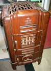 Old gas heater