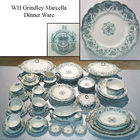 Grindley Marcella Fine China Dinnerware