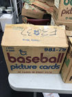 1979 Topps Baseball Rack Packs Case