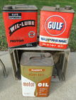 2 Gal. Wil-Lube, Gulf, Allstate
